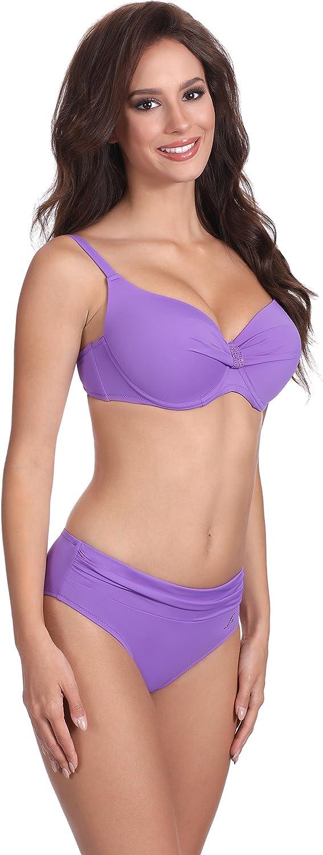 Feba Women's Bodyshaping Push Up Bikini Set V2SN1 Pattern-508