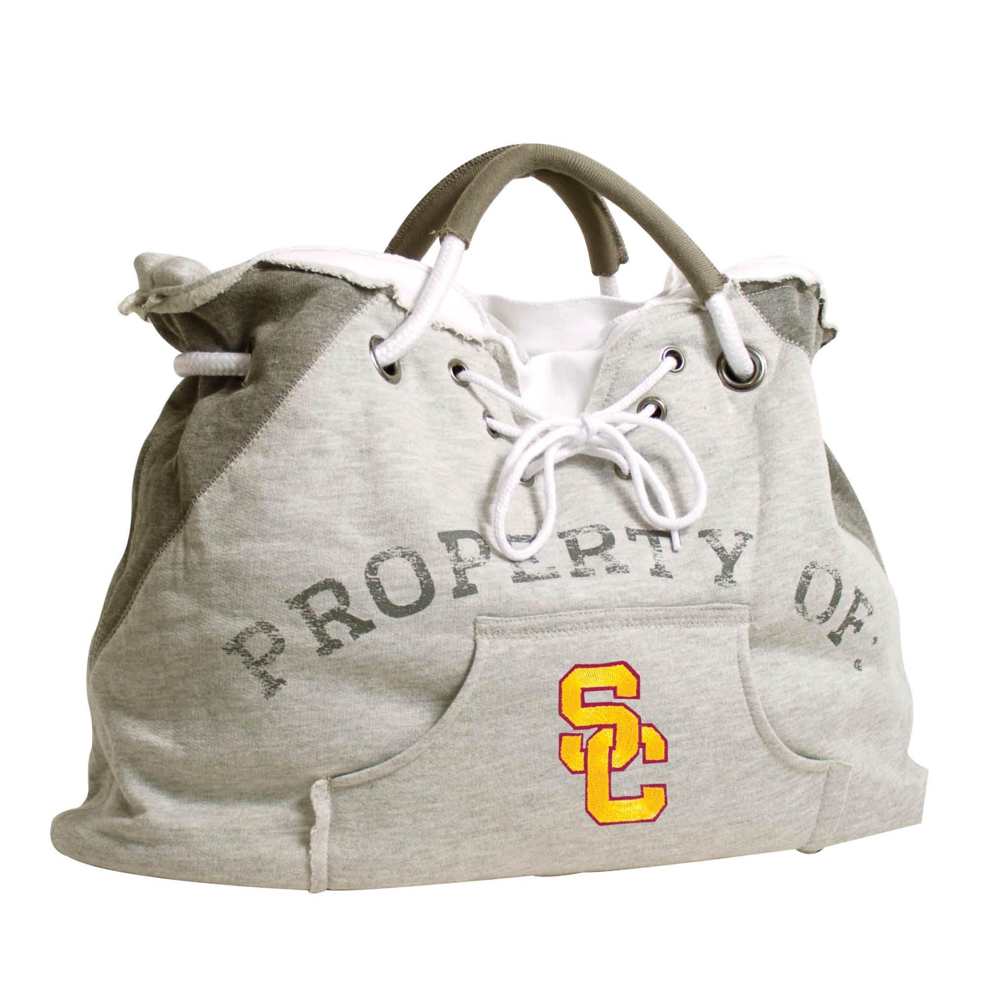 Littlearth NCAA USC Trjoans Hoodie Tote Bag