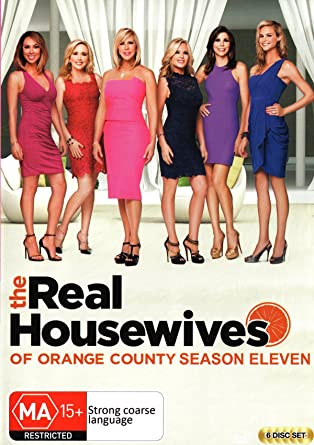 5b25855d407 Image Unavailable. Image not available for. Color  The Real Housewives of Orange  County - Season 11