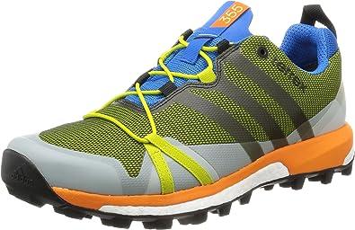 Entrelazamiento Nominal pérdida  adidas Terrex agravic GTX Trail unidad para hombre, color verde, talla 39  1/3 EU: Amazon.es: Zapatos y complementos