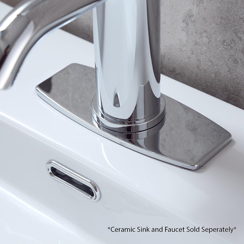 Decor Star PLATE-6C Bathroom Vessel Vanity Sink Faucet 6\