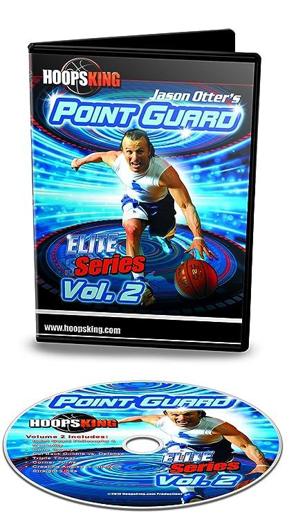 Amazon.com: HoopsKing Point Guard Elite - Pelota de ...