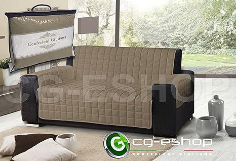 Funda acolchada para sofás de 2, 3 y 4 plazas, diseño ...