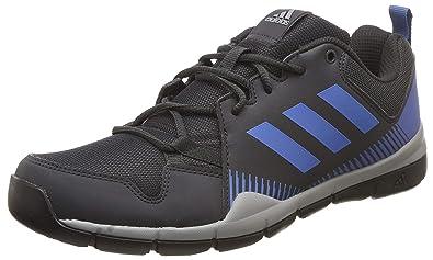 Adidas Men s Tell Path Carbon Traroy Silvmt Multisport Training Shoes-10 UK  147fbc4907