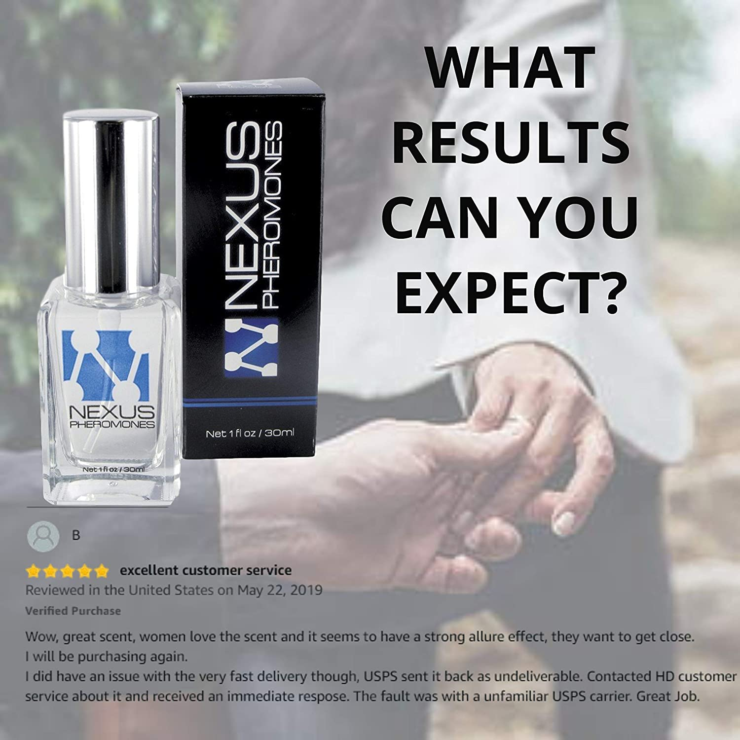 Amazon.com: Nexus Pheromones - Attract Women Instantly Human Sex Pheromones  Cologne For Men: Health & Personal Care