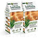 Garnier Color Herbalia - Coloration 100% végétale - Cuivré Naturel - Lot de 2