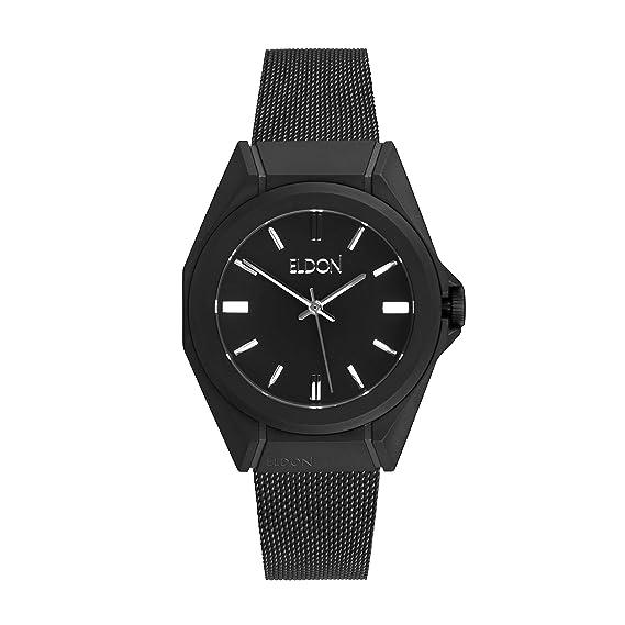 Negro Out hombre Modular intercambiables reloj – Eldon relojes