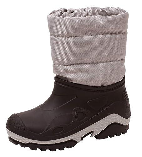 479f3951543ea2 Zapato Schneestiefel Snowboot Duck Boot Winterstiefel Kinder Jugendliche Gr .29-36 WARM GEFÜTTERT WASSERDICHT