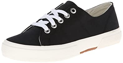 Lauren Ralph Lauren Women\u0027s Jolie Fashion Sneaker, Black Chambray, ...