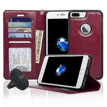 Amazon.com: Navor Auto Align - Funda magnética para iPhone 5 ...