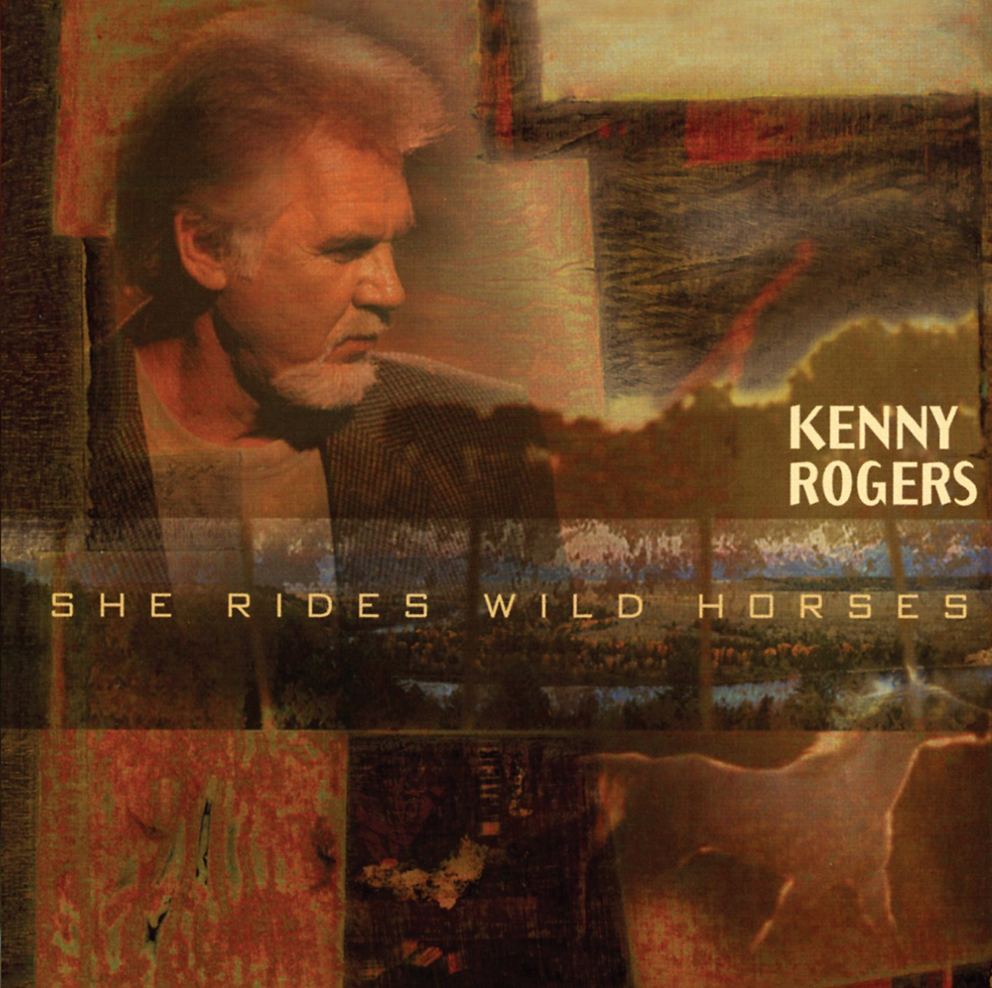 KENNY ROGERS - She Rides Wild Horses - Amazon.com Music