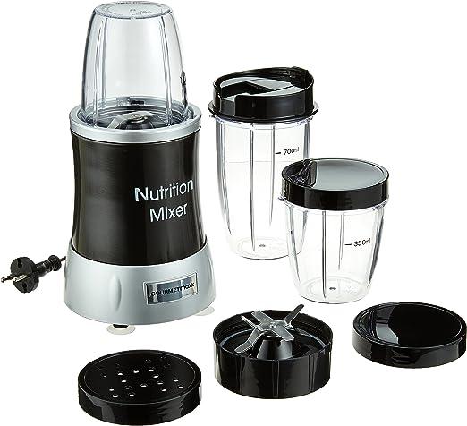 Gourmet Maxx 04201 Nutrition Licuadora Deluxe 11 piezas (1000 W ...