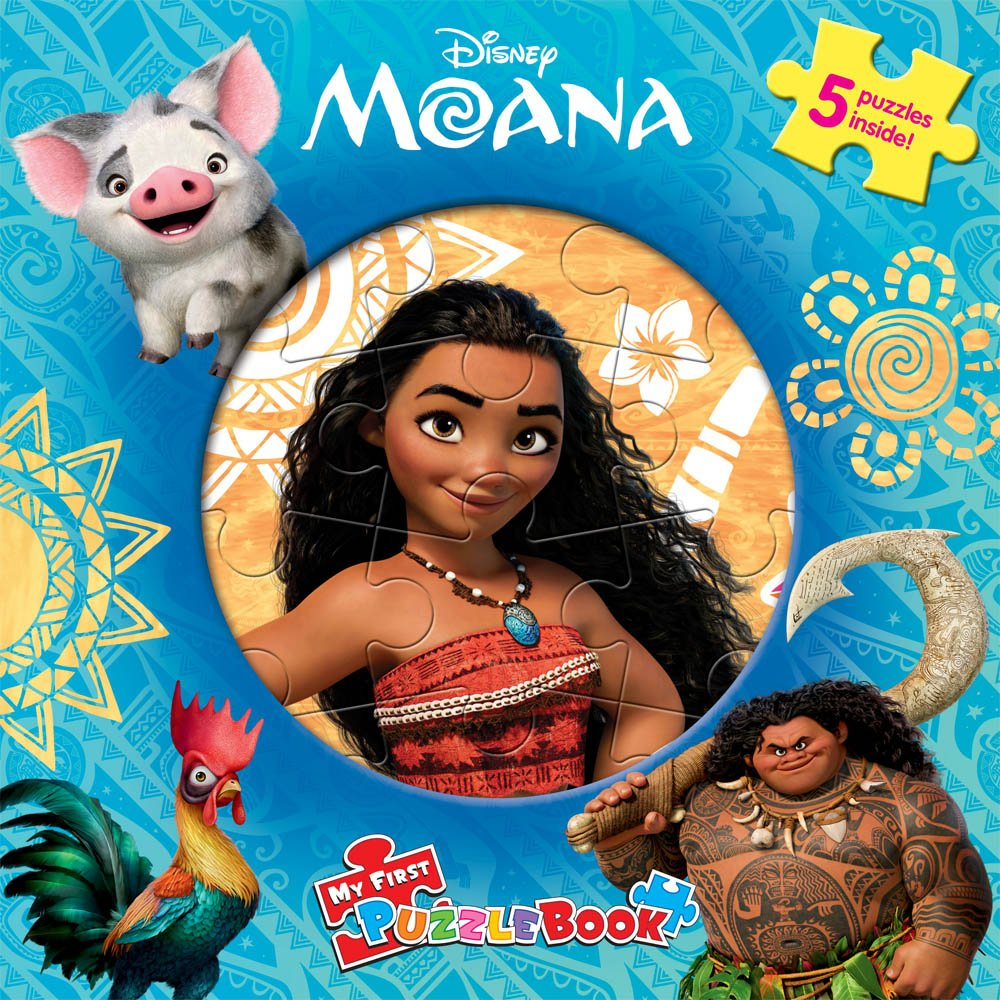 399Pcs Moana's Ocean Voyage Set Moana auf Hoher See big