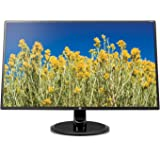 HP 27-inch FHD IPS Monitor with Tilt Adjustment and Anti-glare Panel (27yh, Black)