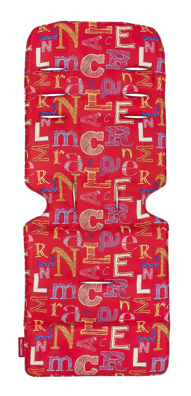 Maclaren Universal Liner, Letter Scramble Bittersweet