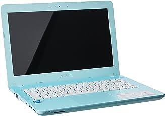 """Asus X441NA-GA019T Portátil 14"""", Intel Celeron, Memoria RAM de 4GB, Disco Duro de 500GB, Windows 10, color Azul Cielo Reacondicionado (Certified Refurbished)"""