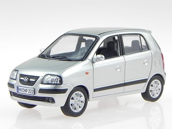 Hyundai Atos S 2004 Silber Modellauto Prd430 Premiumx 1 43 Spielzeug