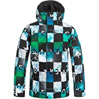 Quiksilver Mission Printed Youth - Chaqueta de nieve