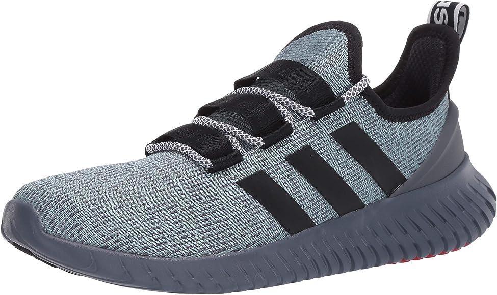 adidas mens Kaptur Sneaker, Ash Grey
