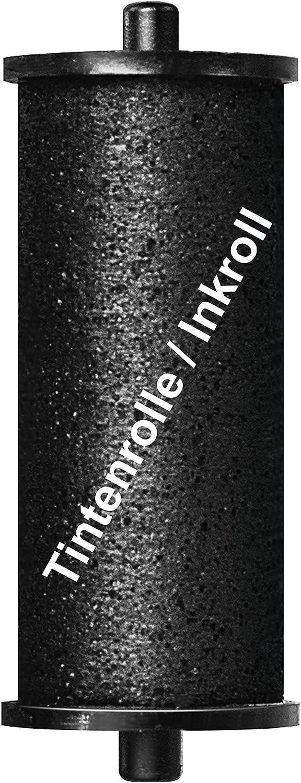 grigio//rosso 1 set di prezzi Meto HACCP Kit professionale per etichettatrice a mano per alimenti//cibo 30004658 2 righe, 20 cifre, per etichette da 26 x 16 mm, pronto alluso