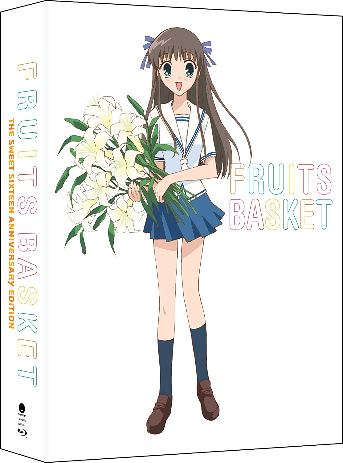 Amazon Fruits Basket The Complete Series Blu Ray Laura Bailey John Burgmeier Eric Vale Justin Cook Movies TV
