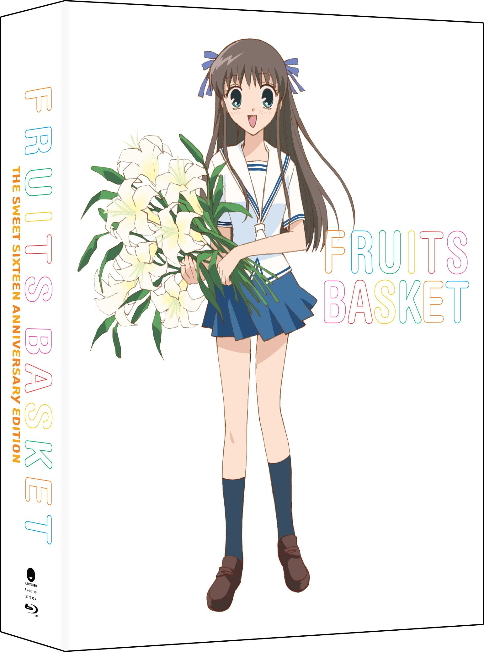 Fruits Basket: The Complete Series - Sweet Sixteen Anniversary Edition [Blu-ray] by Funimation