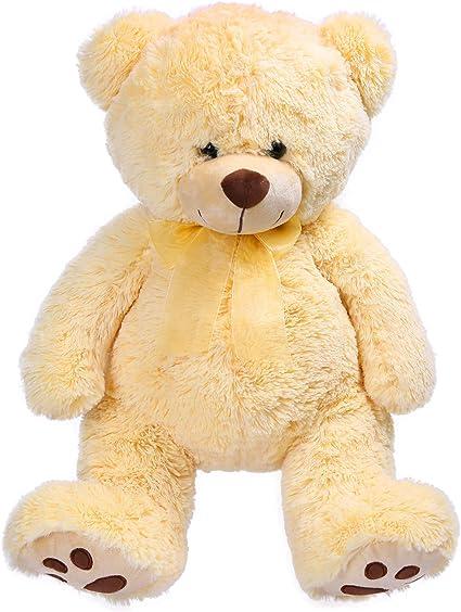 FREE SHIPPING NEW 31/'/' PLUSH TEDDY BEAR STUFFED ANIMAL SOFT TOY BIRTHDAY GIFT