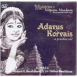 Bharatanatyam Adavus & Korvais - A Practice Aid