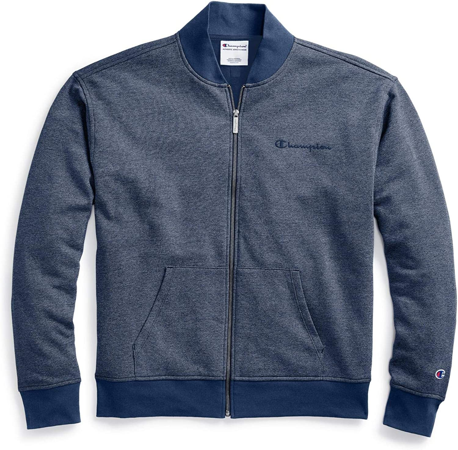 Champion Mens Heritage Heather YC Jacket