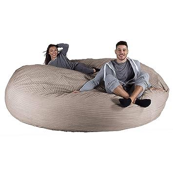 Amazonde Lounge Pug Riesen Sitzsack Xxxxl Sofa C2000 L Cloudsac