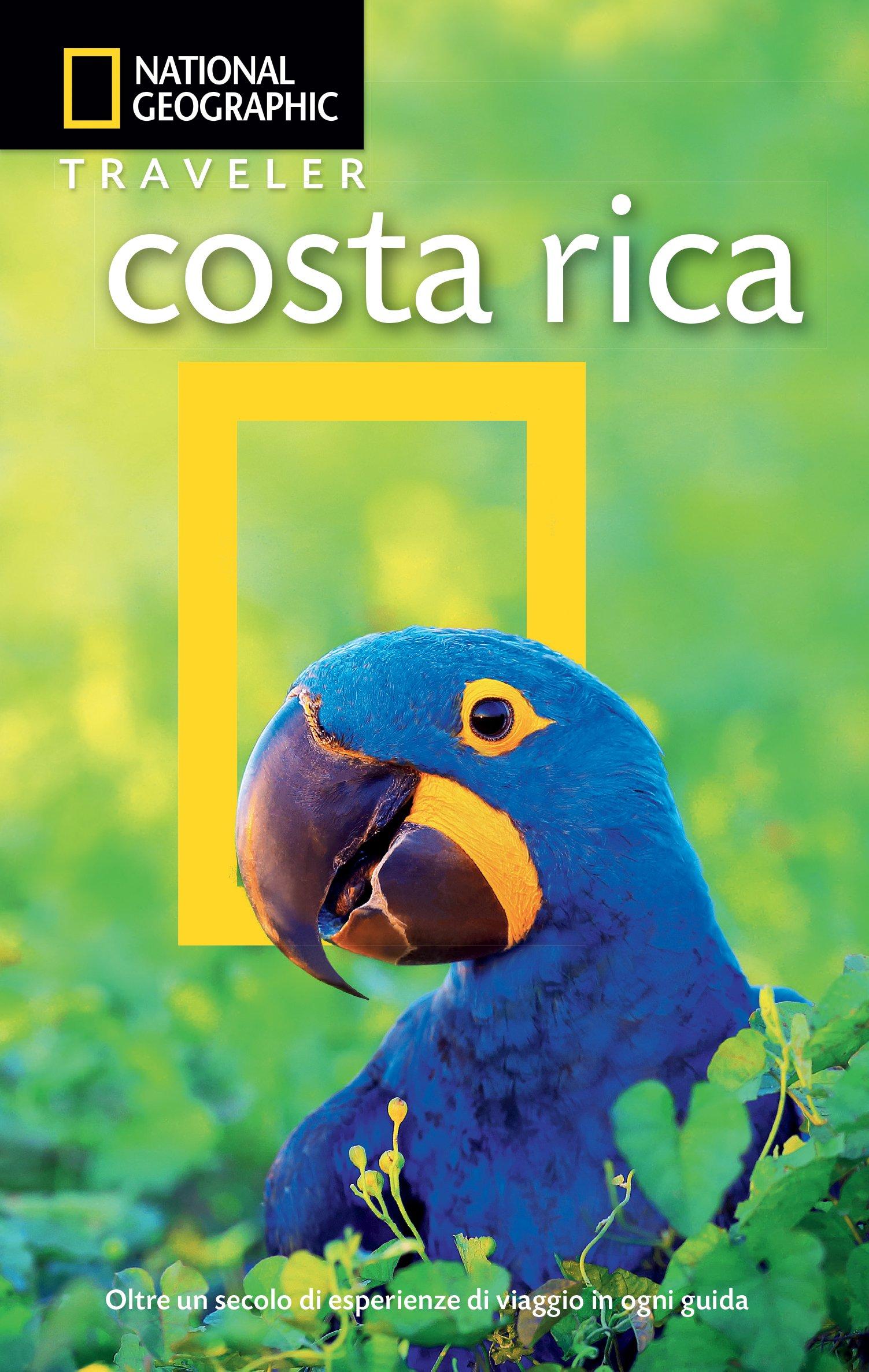 Costa Rica Copertina flessibile – 19 feb 2018 P. Christopher Baker S. Antro White Star 8854037397