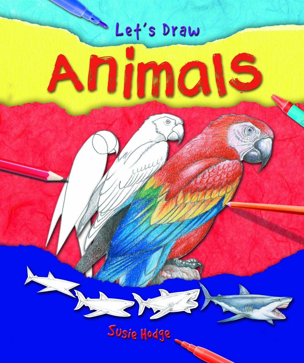 Download Animals (Let's Draw) PDF
