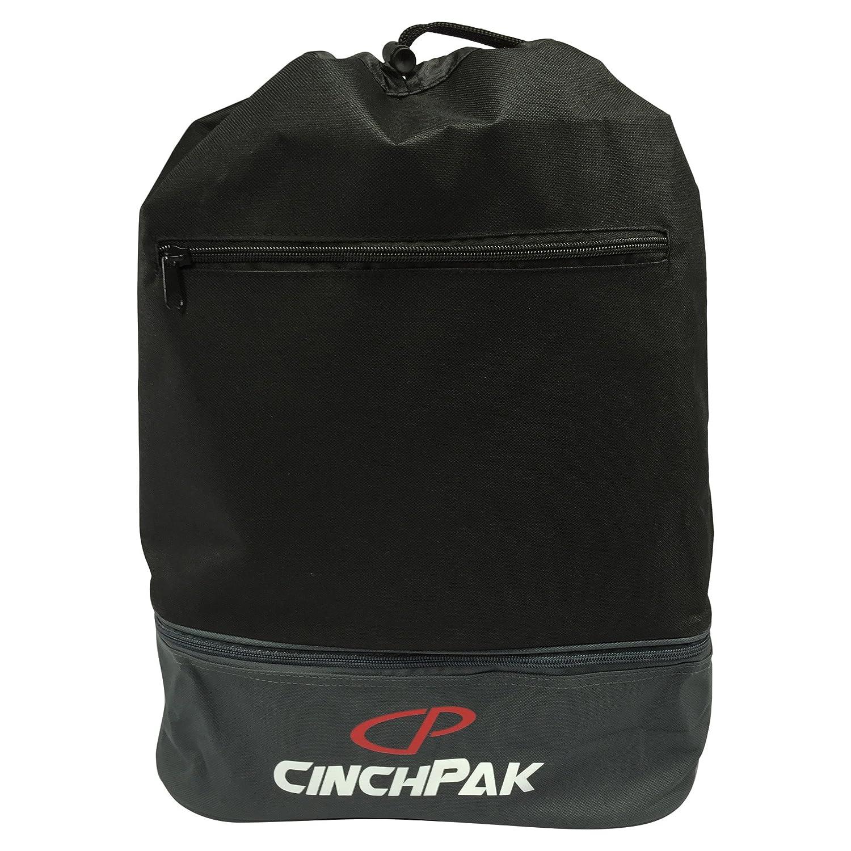 Cinch Pak Dual Compartment Drawstring Bag by Cinch Pak