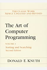 The Art of Computer Programming: Volume 3: Sorting and Searching (2nd Edition) Hardcover
