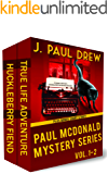 The Paul Mcdonald Mystery Series Vol. 1-2: With Bonus Short Story! (The Paul Mcdonald Series)