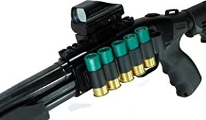 Trinity Reflex Sight for Mossberg 500 pump Tactical Red and Green Dot Sight Combo Kit 4 Reticle Sight for Mossberg 500 home defense hunting optics accessory tactical aluminum black weaver single rail.