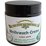 hf.naturprodukte Crème à l'encens revitalisante avec extrait de Boswellia Serrata 110 ml