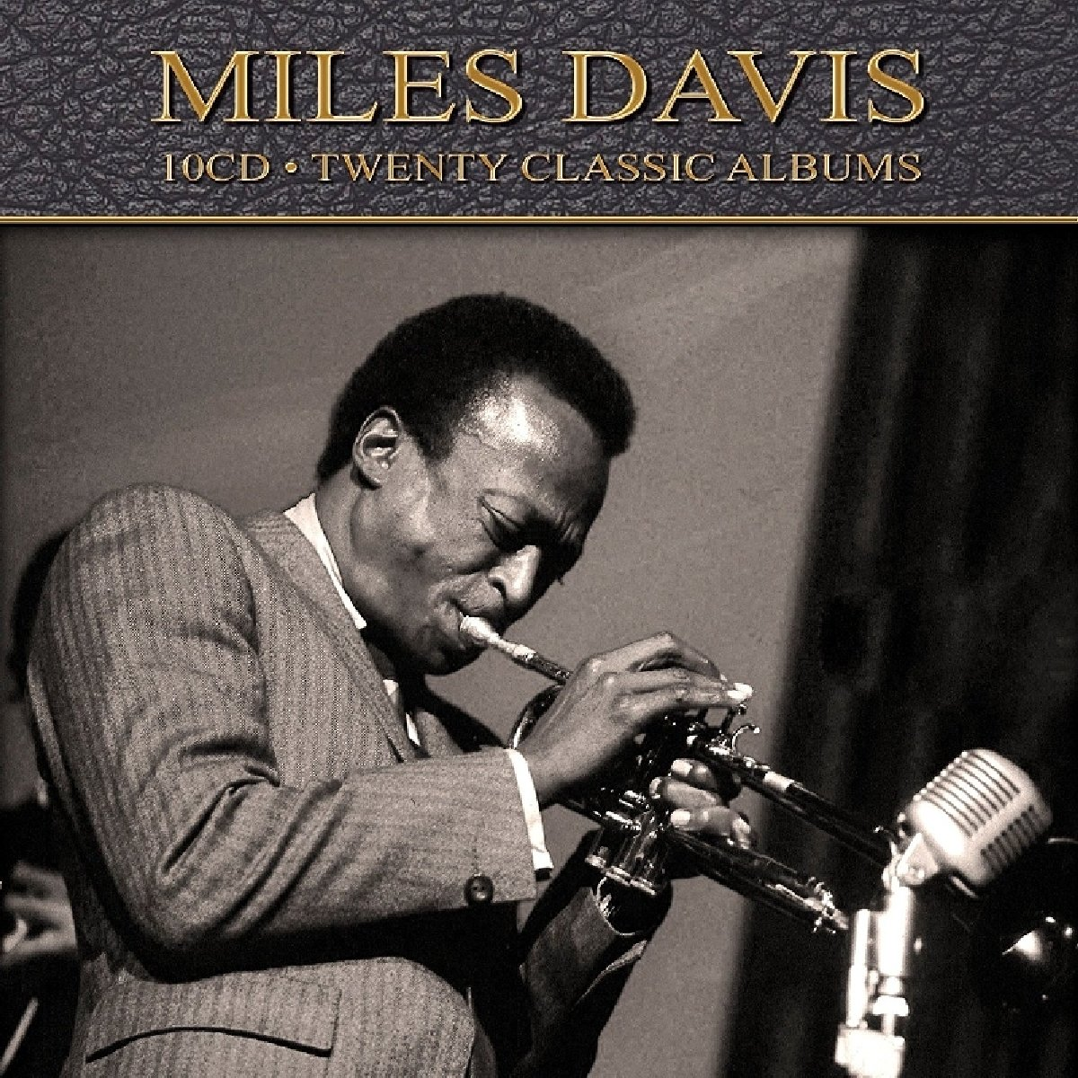 CD : Miles Davis - 20 Classic Albums (Boxed Set, Germany - Import)