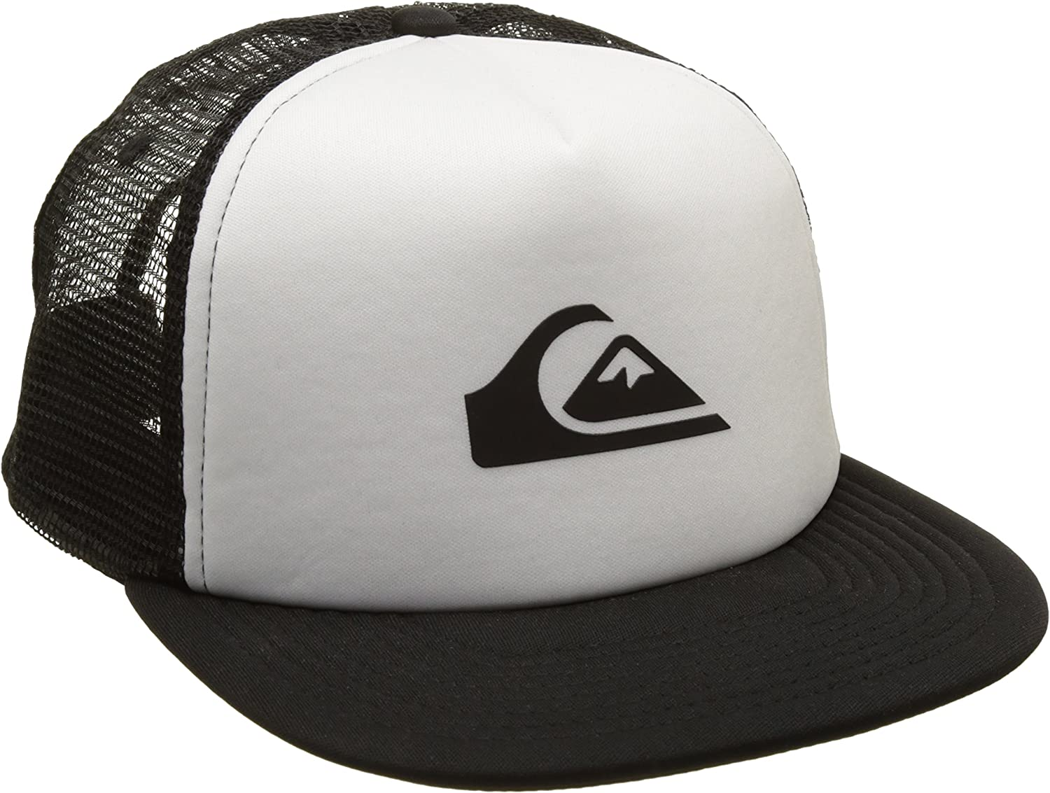 Quiksilver Addict Gorra, Hombre, Gorra, Snap Addict, Crema: Amazon ...