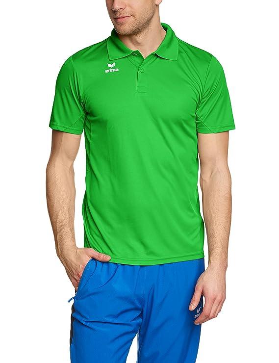 a3d714a849ec93 erima Herren Poloshirt Funktions  Amazon.de  Sport   Freizeit