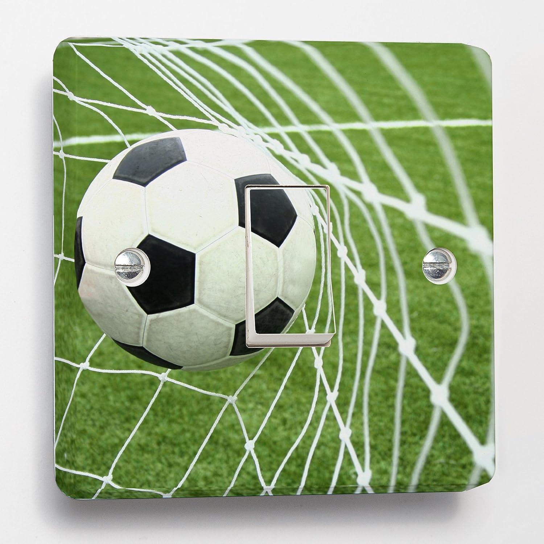 stika.co Verde de balón de fútbol Adhesivo para Interruptor de luz ...