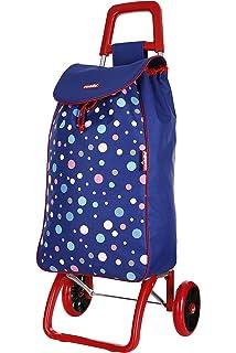 Caddie Samba shopping trolley 2 Wheels Red