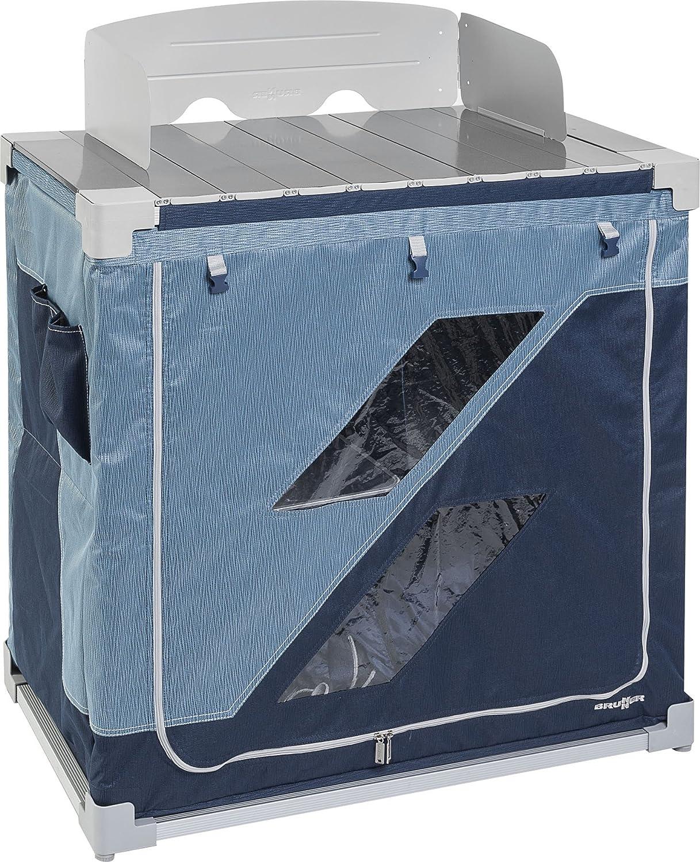 Brunner K/üche K/üchenschrank Kocherschrank Waschbox Kombi Jum Box CTS Blau