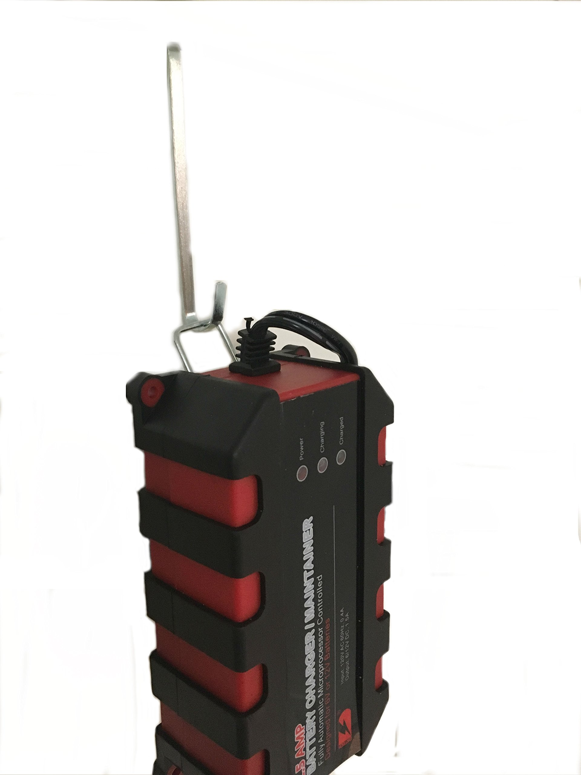 DSTECH BCS-5NS 1.5A Speed Charge Battery MAINTAINER by DSTECH (Image #5)