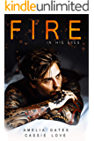Fire in His Eyes: Liebesroman (German Edition)