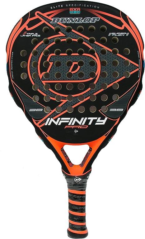 Dunlop Pala de pádel Infinity Pro Orange: Amazon.es: Deportes y ...