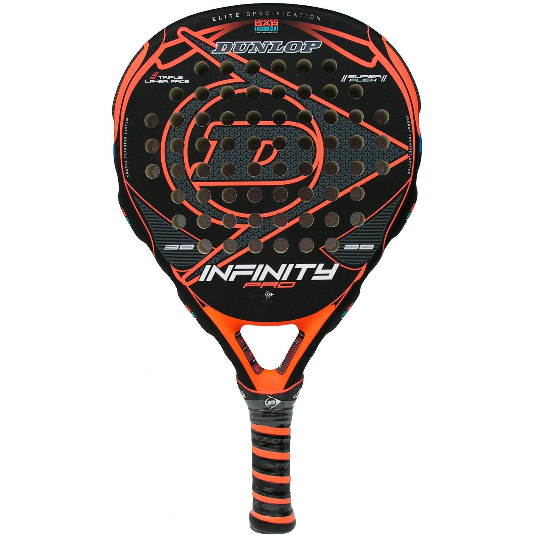 Pala de pádel Dunlop Infinity Pro Orange product image