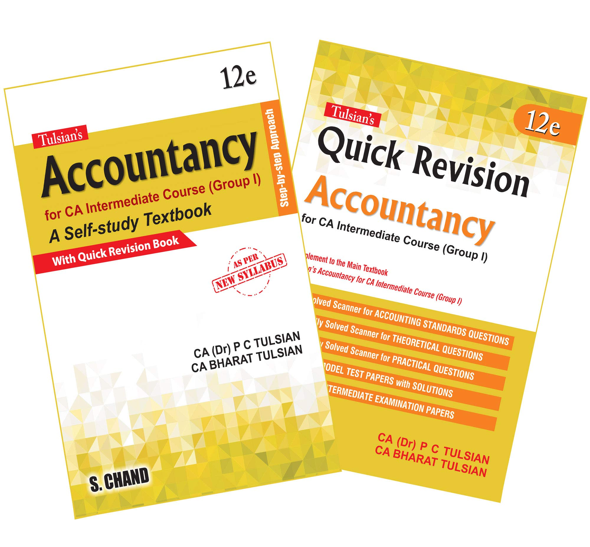 Tulsian Accountancy Book