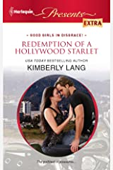 Redemption of a Hollywood Starlet Mass Market Paperback