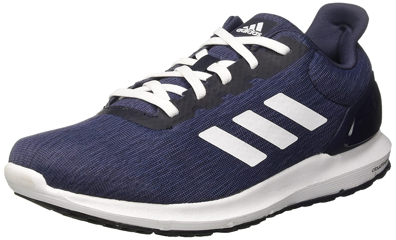 colgar Golpe fuerte occidental  Buy Adidas Men's Cosmic 2 M Legink/Ftwwht/Trablu Running Shoes- 8 UK/India  (42 EU) (BB3589) at Amazon.in